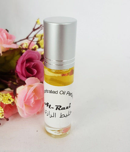 AL-Razi 6ml Grade A Concentrated Perfume Oil Attar Parfüm Parfum Parfümöl - Islamic Shop