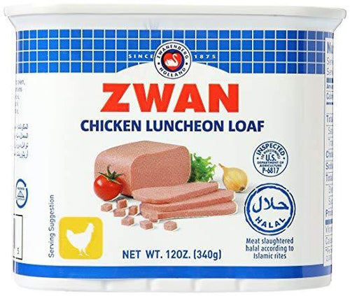 Zwan Chicken Luncheon 340g