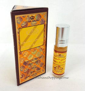 3 PCS AL Rehab Perfume Concentrated Oil Attar 6ml  (3 Bottles)