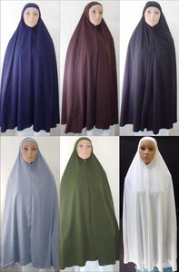 Long Praying Khimar