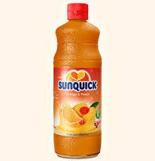 SunQuick Peach & Orange
