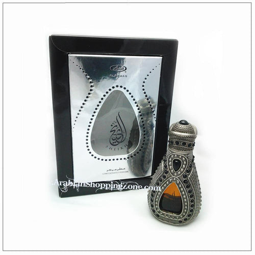 Sheikh 15ml Unisex Arabian Perfume Oil Saudi Al-Rehab Islamic Gift - Arabian Shopping Zone