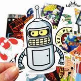 Futurama Sticker Pack (23 stickers per pack)