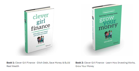 Clever Girl Finance Books