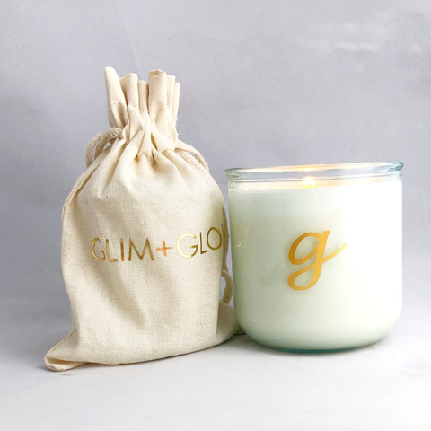 Glim and Glow Candle