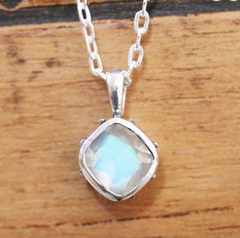 Moonstone Bronte Necklace