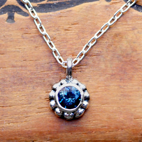 Birthstone Mother's Day Necklace