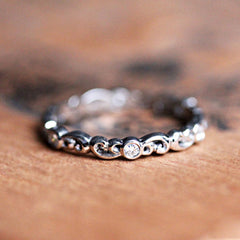 handmade-ethical-Water-swirl-eternity-band-14k-white-gold