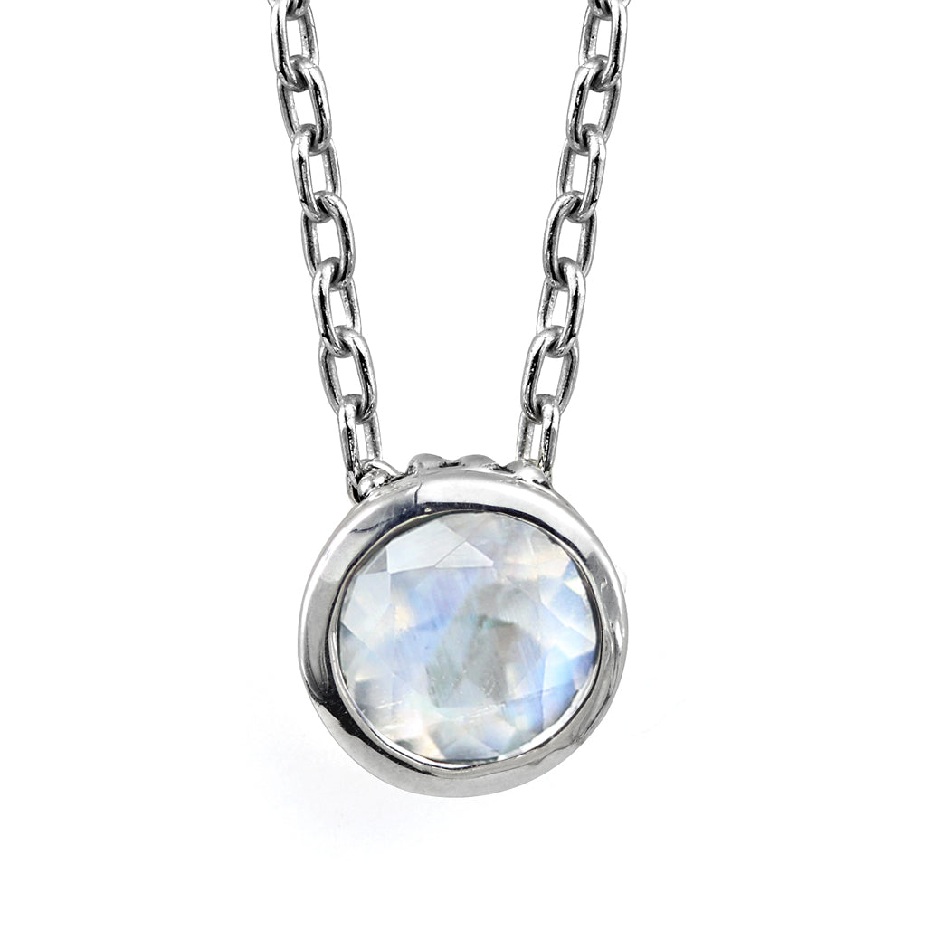 rainbow-moonstone-bezel-necklace-silver