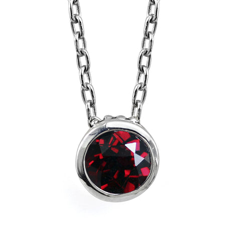 red-garnet-bezel-necklace