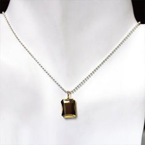handmade-ethical-Modern-Rock-yellow-emerald-cut-necklace-03