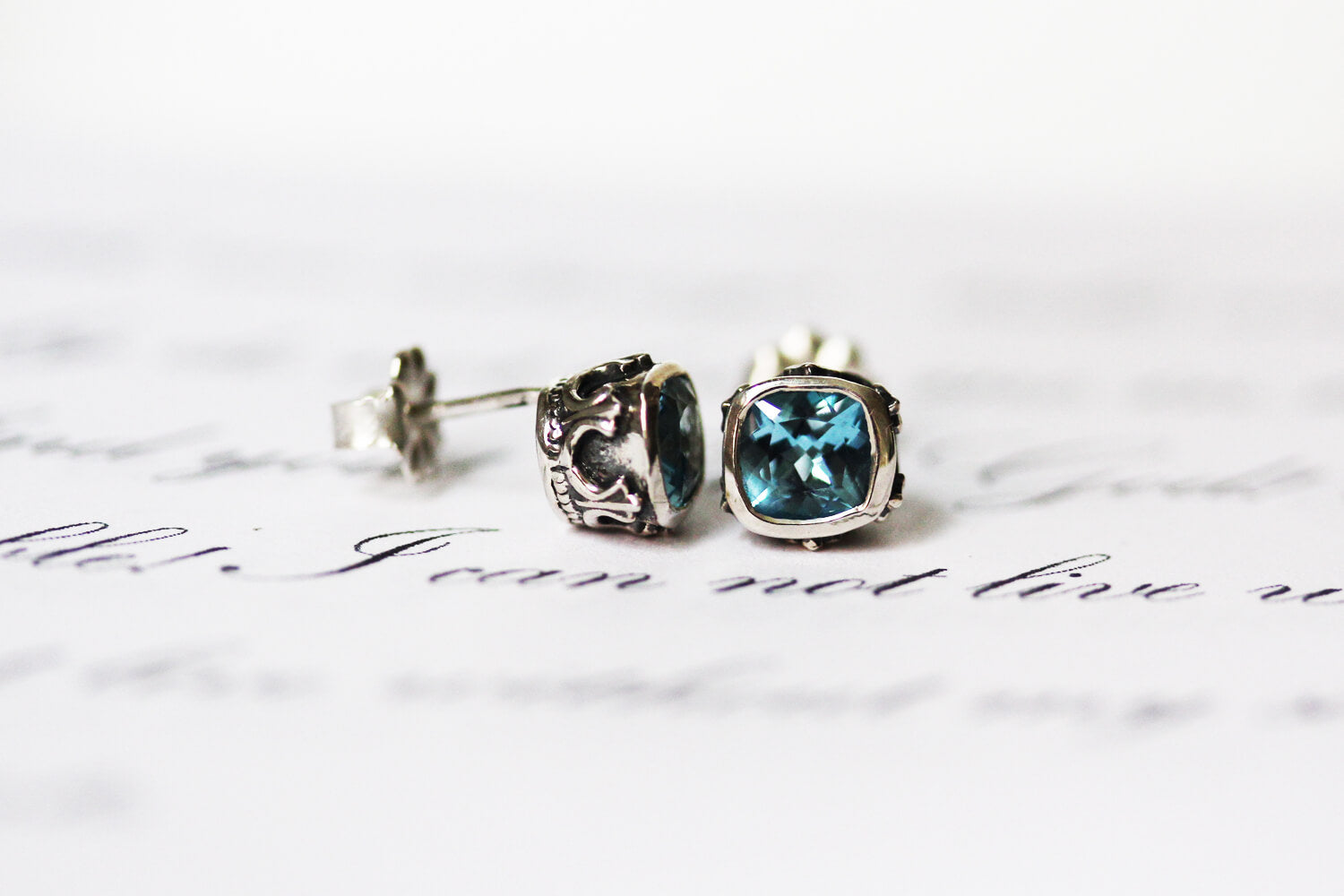 bronte earrings