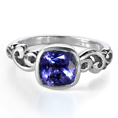 tanzanite-engagement-ring