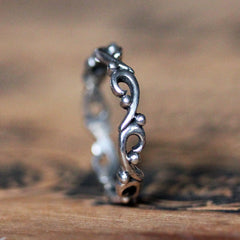 silver-wave-ring-recycled