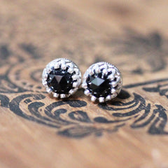 lace spinel earring 4