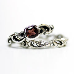 handmade-ethical-Mini-Water-Swirl-Set-in-Red-Garnet-02