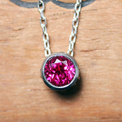Wrought-Silver-Bezel-Necklace-with-Imitation-Ruby-02