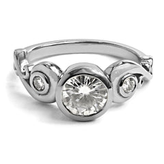 moissanite-3-stone-ring