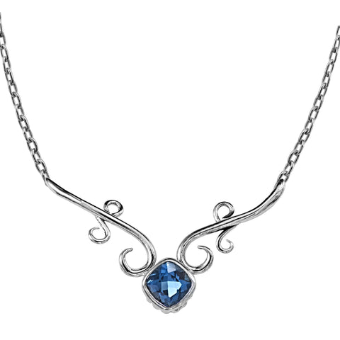 london-blue-topaz-necklace-silver