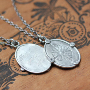 handmade-ethical-Engraved-Compass-Rose-Necklace-02