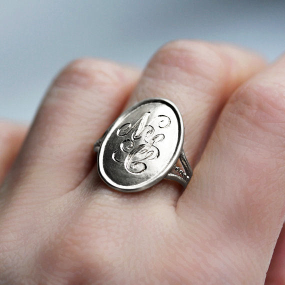 custom-monogram-ring-sterling-silver