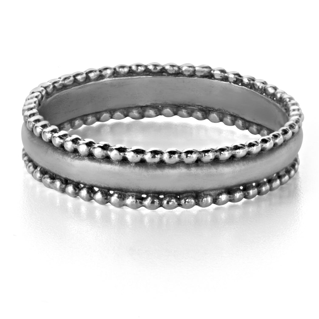 oxidized-silver-wedding-ring