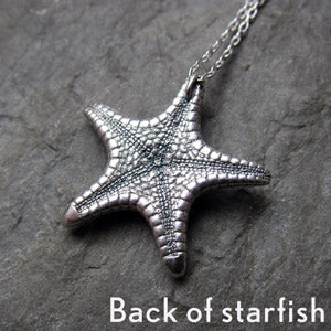 handmade-ethical-Starfish-Necklace-in-Recycled-Sterling-Silver-02