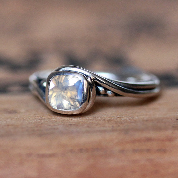 Moonstone-engagement-ring-handmade