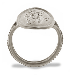 custom-monogram-ring-silver-large-sideview