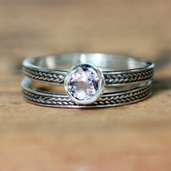 handmade-ethical-Wheat-Braid-Engagement-Set-in-Sterling-Silver-and-Morganite-02