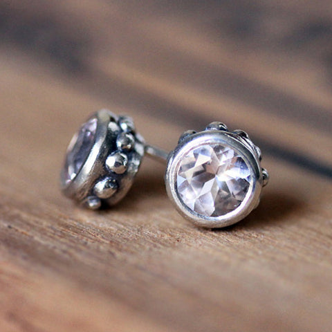 Handmade-Ethical-Wrought-Morganite-Stud-Earrings-03