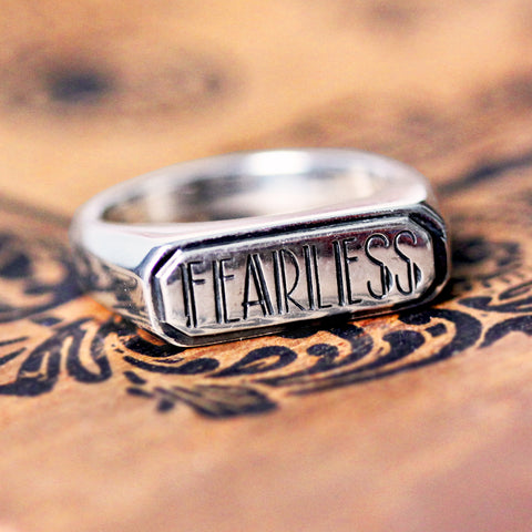 Fearless Ring