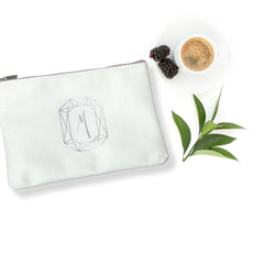 Metalicious Canvas Jewelry Storage Pouch