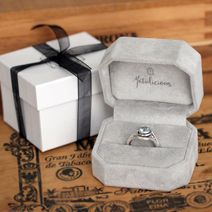 Jewelry Ring Box