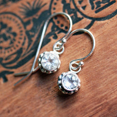 unique-silver-drop-earring
