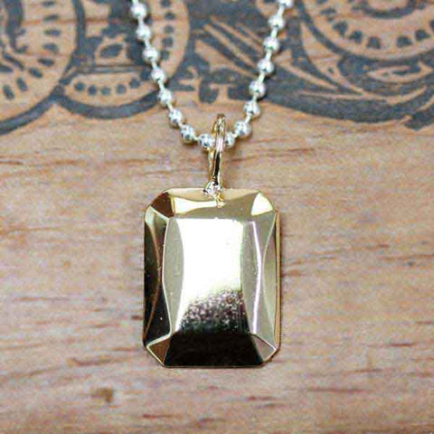 handmade-ethical-Modern-Rock-yellow-emerald-cut-necklace-02