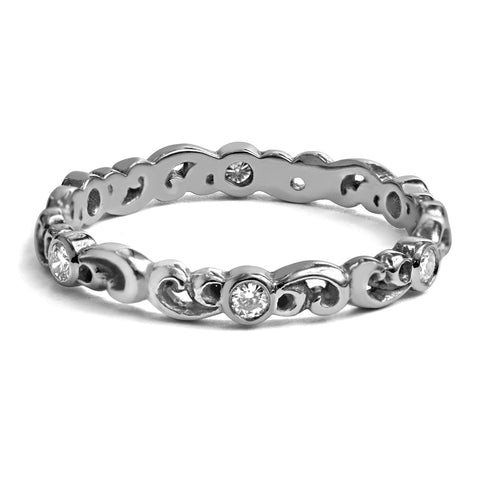 moissanite-eternity-band