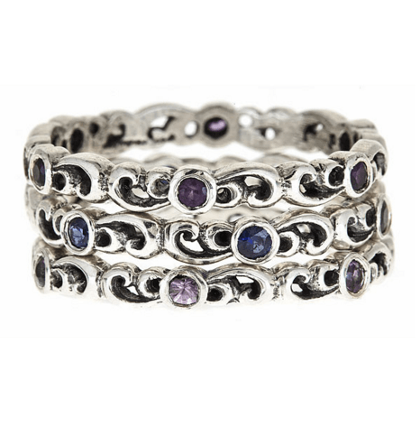 silver-stacking-ring-set