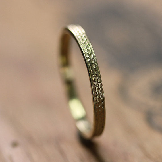 Braided wedding band-handmade-ethnic4