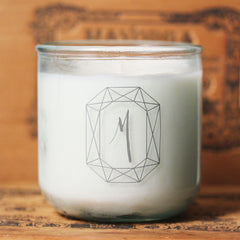 Hand Poured Soy Candle, Scented 10oz