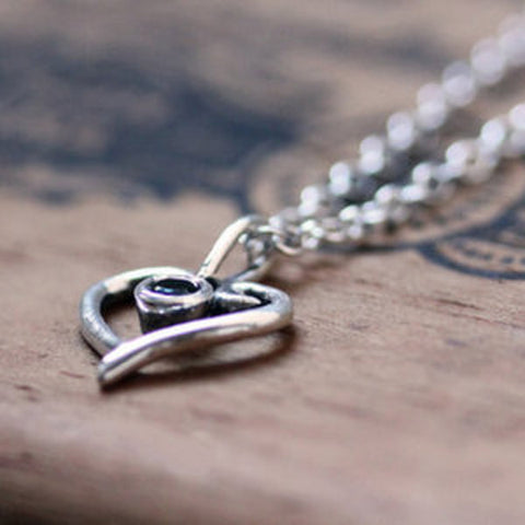handmade-ethical-Blue-Sapphire-Silver-Heart-Necklace-02