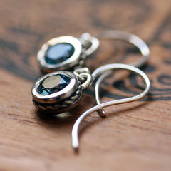 handmade-ethnic-London-Blue-Topaz-Wheat-Bezel-Drop-Earrings-02