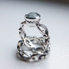 Aquamarine-infinity-Wedding-Ring-Set-3
