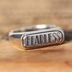 Fearless Ring - Ready to Ship