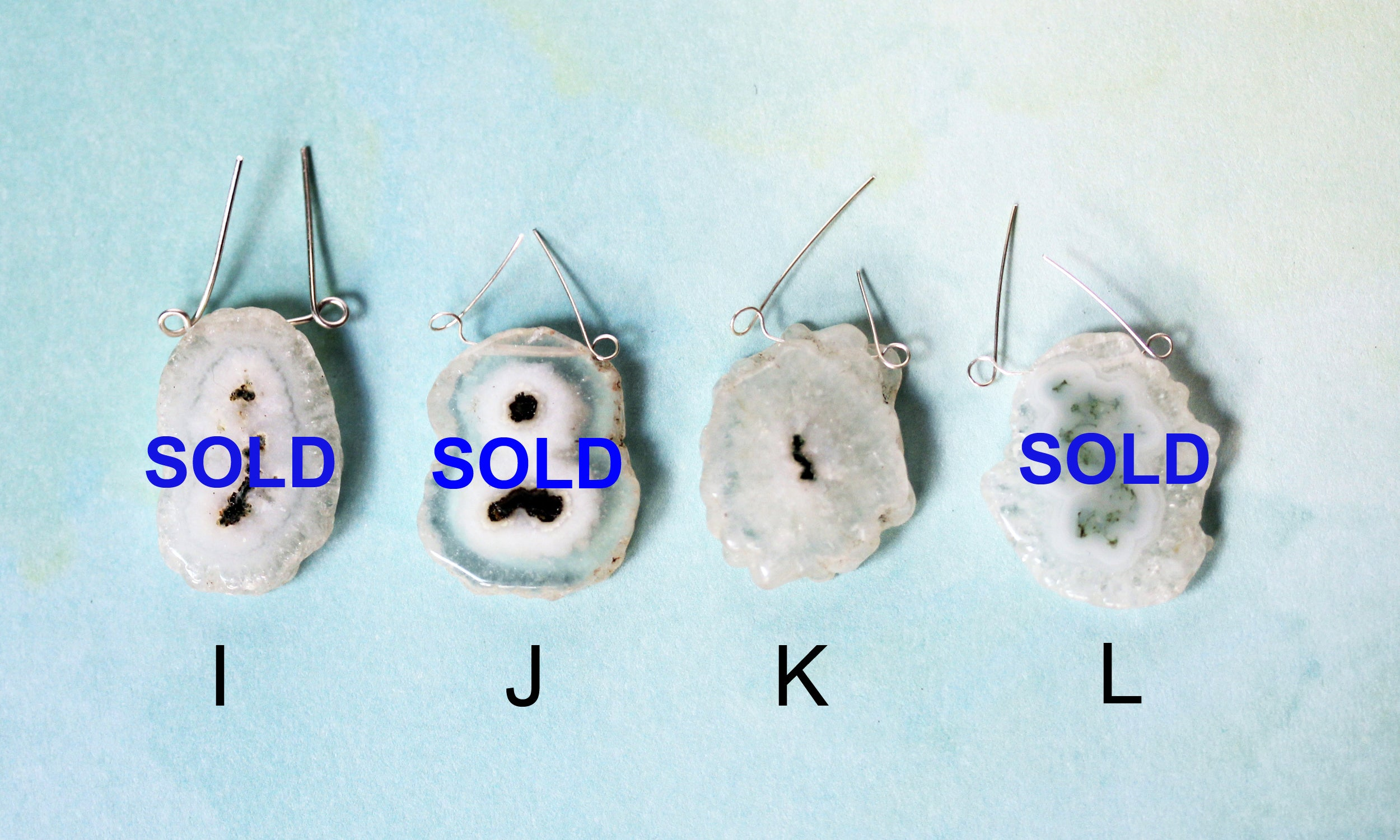 Solar Quartz Limited Edition Necklaces