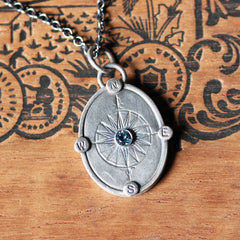 Compass Locket
