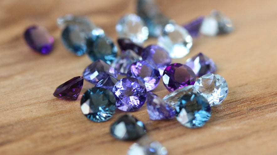 Let's start with a gemstone