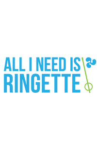 All I Need is Ringette DIY Graphic by Inspired Athletics