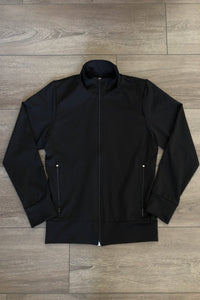 Guys Relaxed Fit Athletic Zip-Up Jacket
