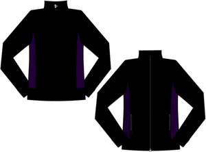 Custom Guys Jacket_SkateCanNFLD_Blk&Purple